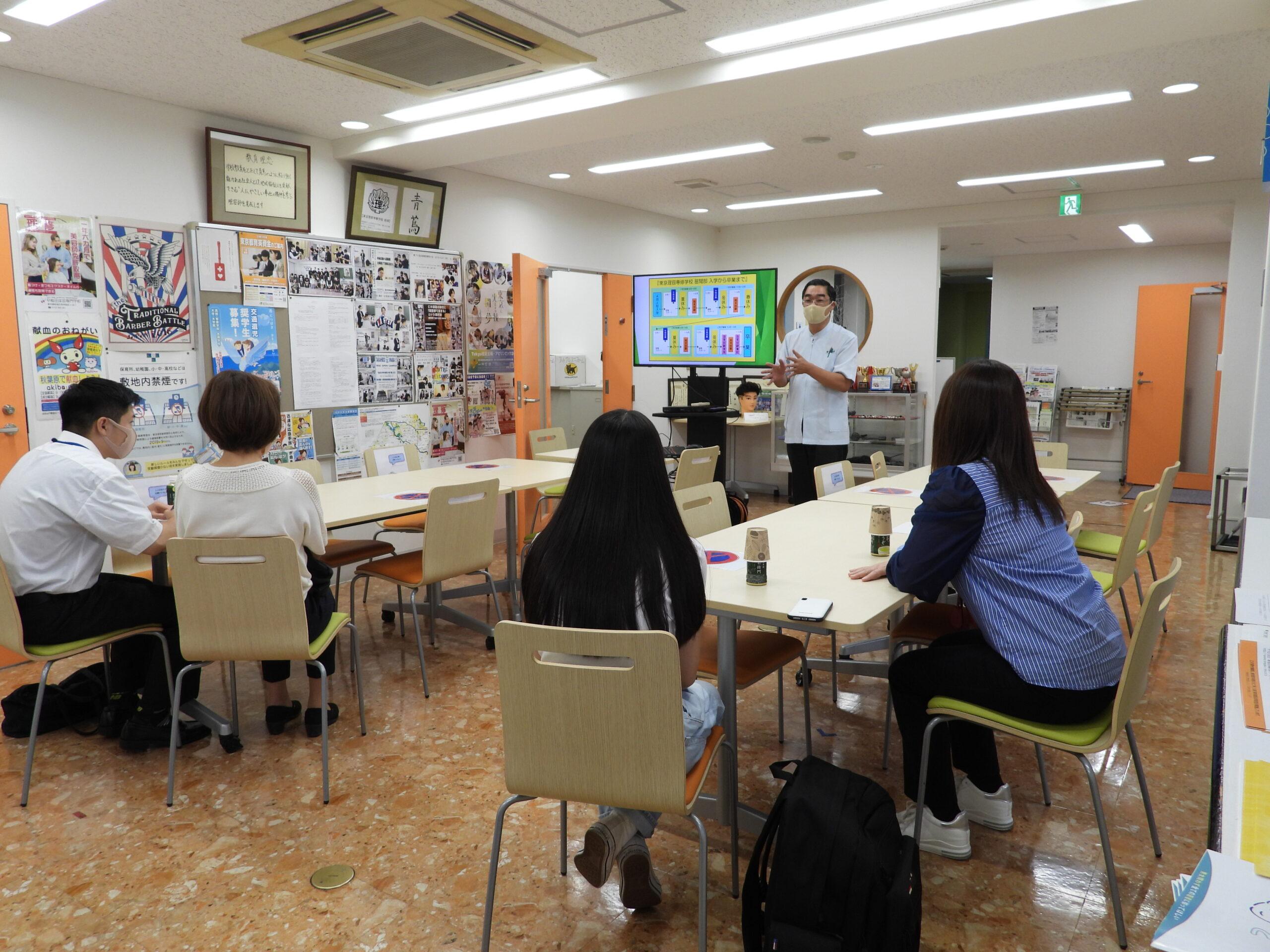 オープンキャンパス ギャラリー