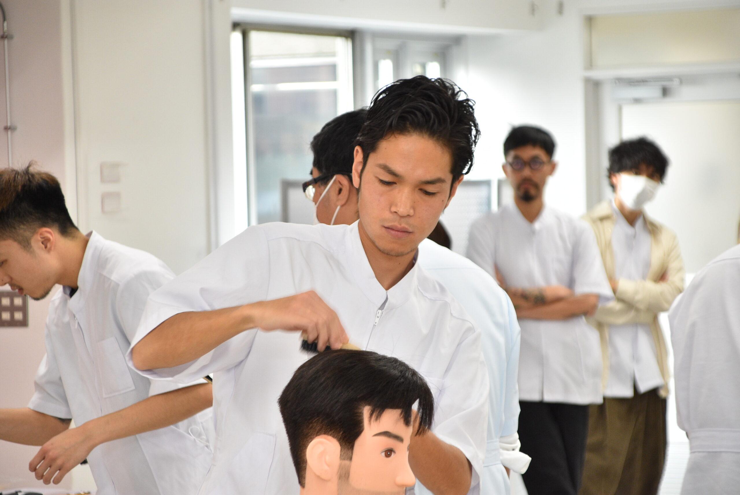 10月4日(月)美容修得者コース・オープンキャンパス