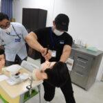 昼間部美容修得者コース・TRSCオープンキャンパス