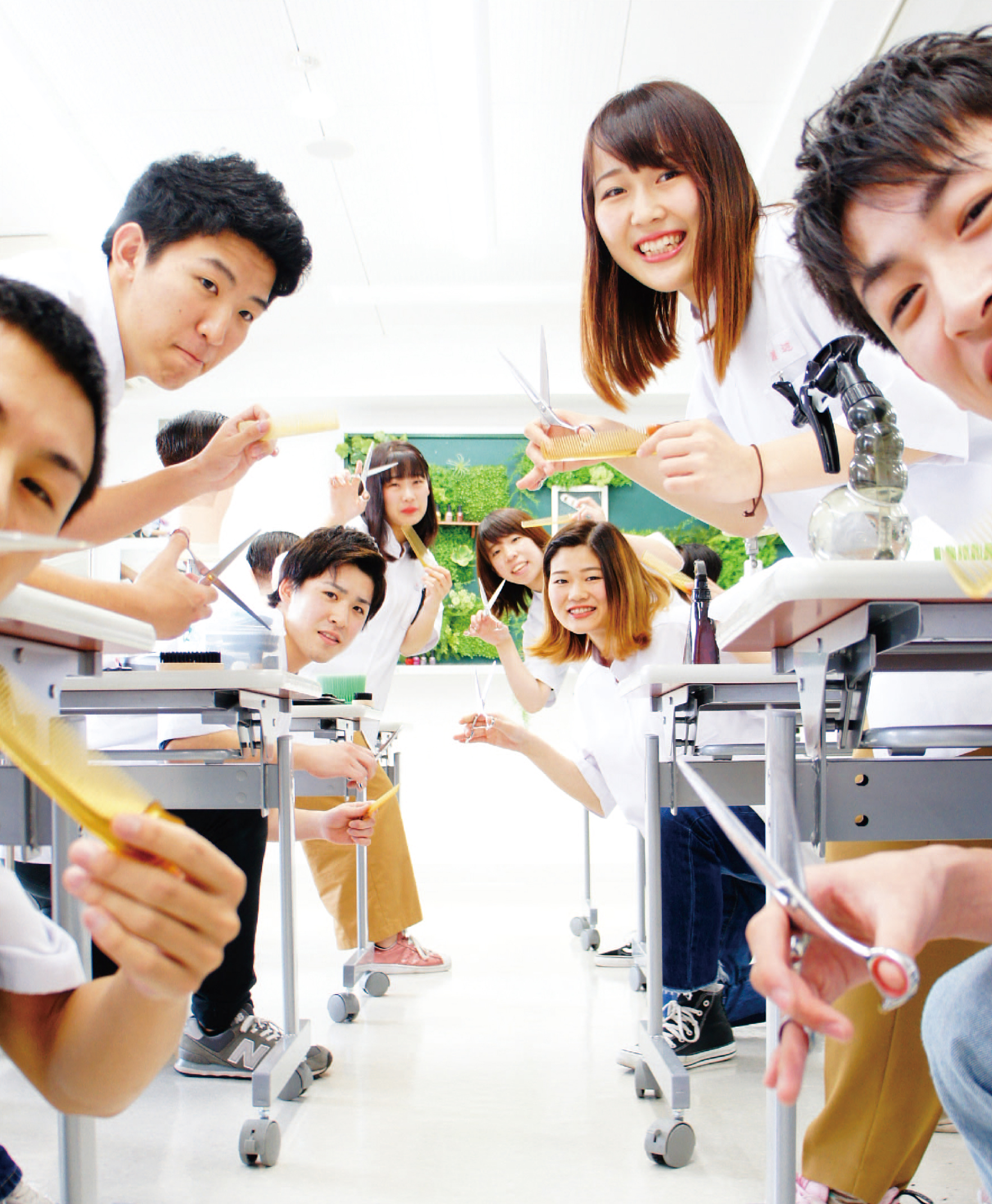 理容師資格取得促進事業